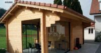 Premium Gartenhaus Lausanne
