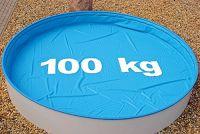 Safe Top Abdeckung oval 5,00x3,00m