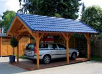 Premium Carport Triangle 3052