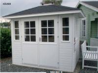 Premium Gartenhaus MH2 2521 W