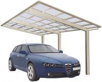 XIMAX Carport Linea Aluminium Typ 110 Standard ES 495x273x244cm