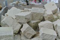 Sandstein Pflasterstein 10x10 cm