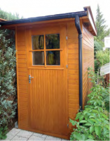 Premium Gartenhaus MH1 3514 P