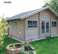 Premium Gartenhaus Ontario