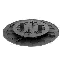 1 Karton Premium Plattenlager für Keramik-, Stein-, Betonplatten Terrassenlager Stelzlager Stellfuß