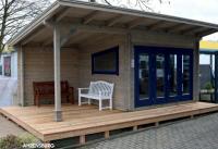 Premium Gartenhaus Ahrensburg