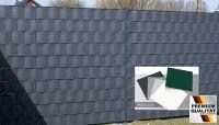 PREMIUM Sichtschutzstreifen 2525x190x1,35 mm für Doppelstabmatten HART-PVC Windschutz Blickschutz