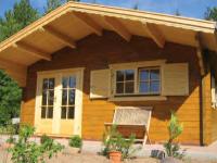 Premium Gartenhaus Montana