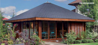 Premium Gartenhaus Bari