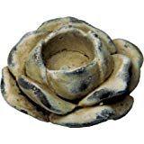 Teelichthalter Rose H10xB18xT18 cm