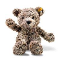 Steiff 113468 Soft Cuddly Friends Terry Teddybär 45 cm Plüsch braun meliert