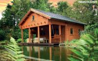 Premium Gartenhaus Zuzanna