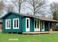 Premium Gartenhaus Falkland