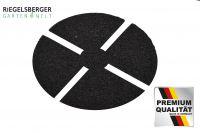 Premium Trittschallpad 3 mm, Ø 130 mm für Premium Plattenlager
