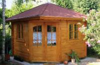 Premium Gartenhaus Panta4 300 X 300