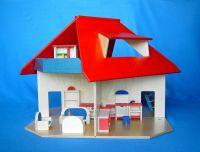 Beck 60x 46cm Puppe Haus (braun)
