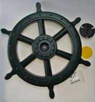 Schiffslenker XXL GRÜN Ø 400/540 mm Piraten-Lenkrad für Spielhaus Spielturm