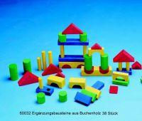 Beck zusätzliche Bausteine (Befestigungs-Kit, mehrfarbig) 60032