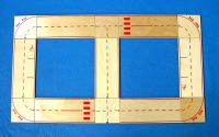 Beck 24x 9,6cm StraßenElemente (13, braun) 30042