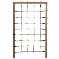 Kletternetz für Rahmen B 125 x H 200 cm ohne Gerüst