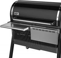 Weber SmokeFire EX6 Fronttisch klappbar teilbar