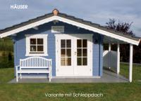 Premium Gartenhaus Rügersberg