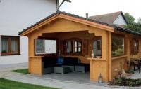 Premium Gartenhaus Tennesse