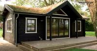 Premium Gartenhaus Lennox
