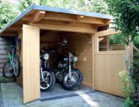 Premium Garage Moto 1825 F