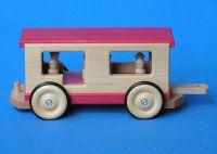 Beck 20x 10x 9cm Personenwagen (Mehrfarbig) 30078
