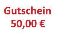 Geschenkgutschein 50,00 € Geschenk Gutschein von Gartenwelt Riegelsberger
