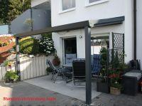 Premium Aluminium Terrassenüberdachung Glas 8mm klar, MADE IN GERMANY ALU - Überdachung