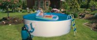 Trend Pool Set 550 x 120 cm mit Sandfilteranlage