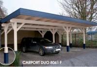 Premium Carport Duo 8041 F